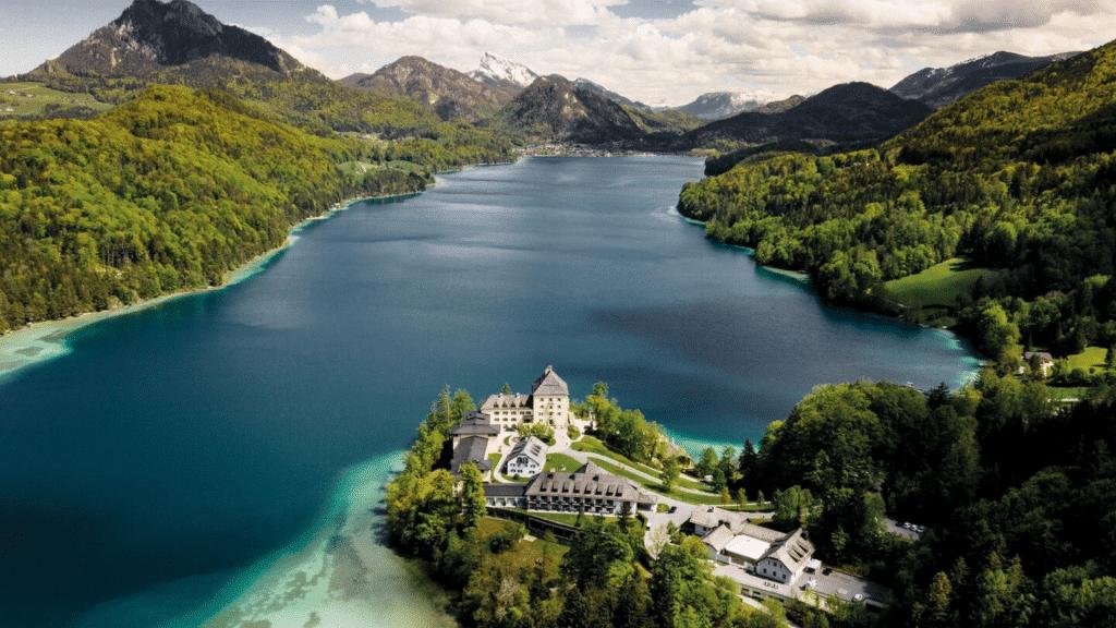Schloss Fuschl Salzburg 1024x576