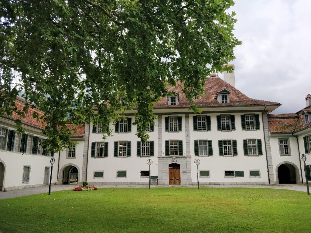 Schloss Interlaken 2
