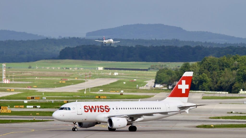 Swiss Zürich Airport