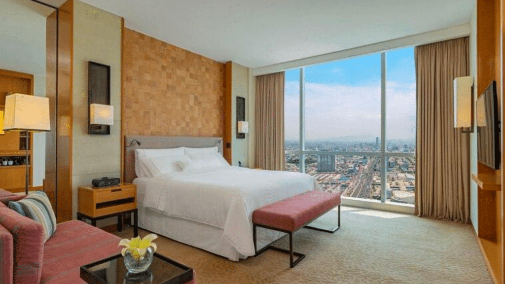 The Westin Lima Zimmer Suite 1024x576