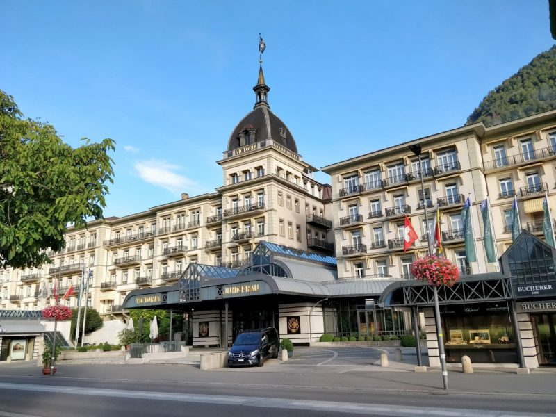 Victoria Jungfrau Grand Hotel Interlaken 2