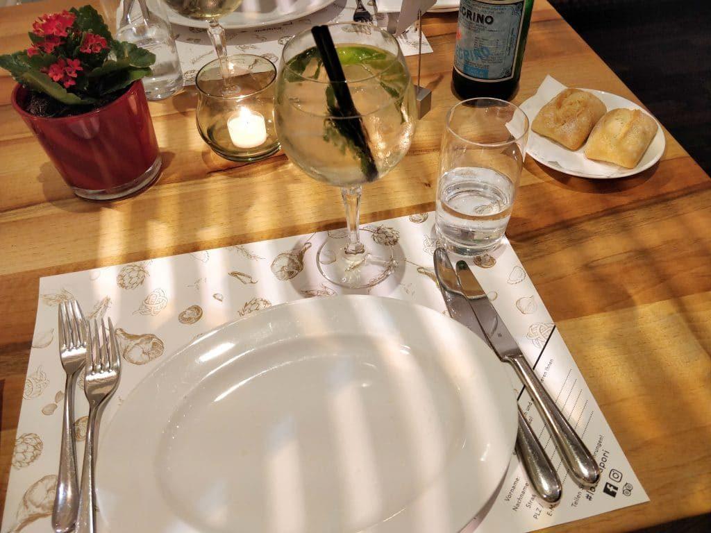 Victoria Jungfrau Grand Hotel Interlaken Abendessen 1024x768