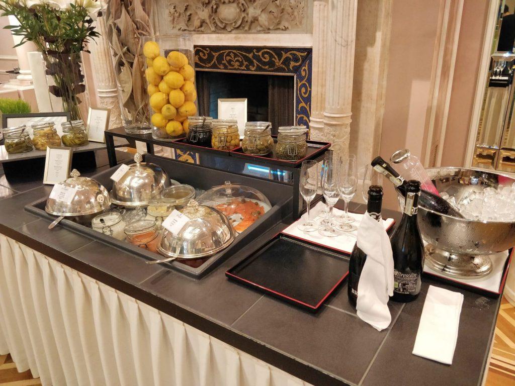 Victoria Jungfrau Grand Hotel Interlaken Frühstück 3