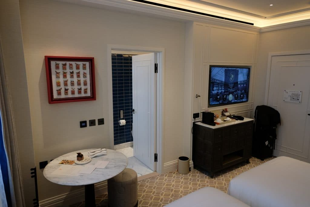 Woche Severin Great Scotland Yard Hotel London Zimmer 1024x683