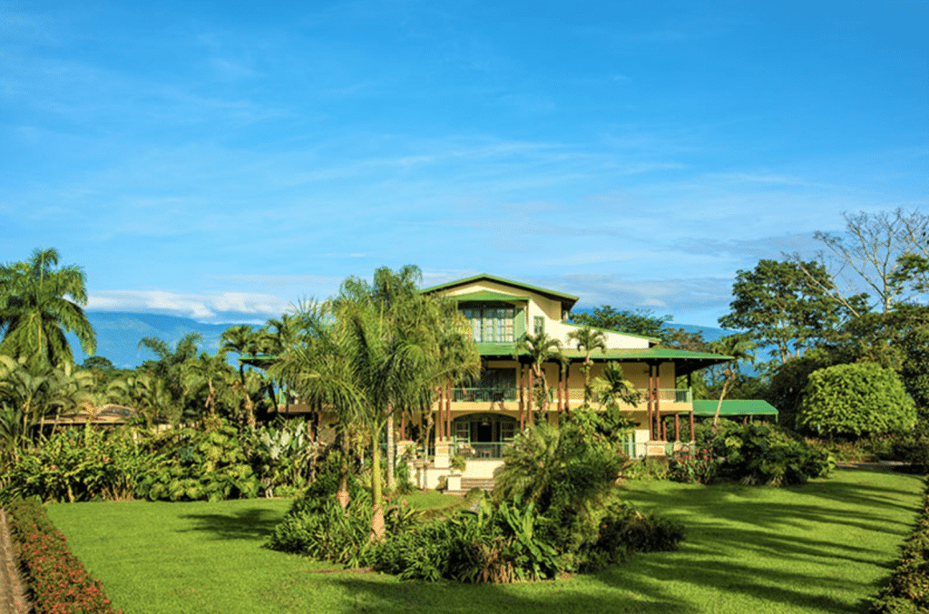 Hotel Casa Turire Costa Rica Ansicht Hotel 1024x677