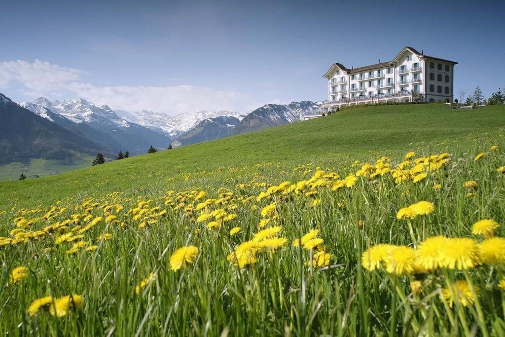 Hotel Villa Honegg Außen 1024x683