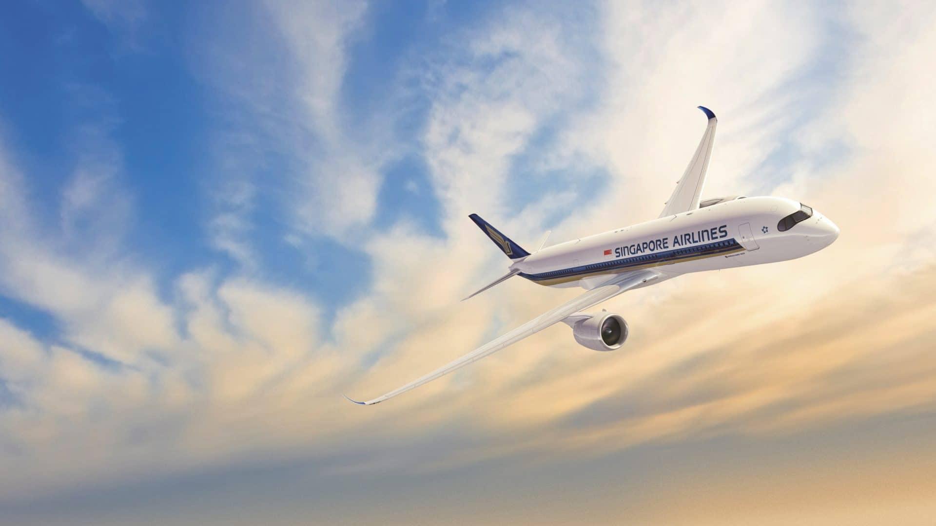 Singapore Airlines Sicherheit