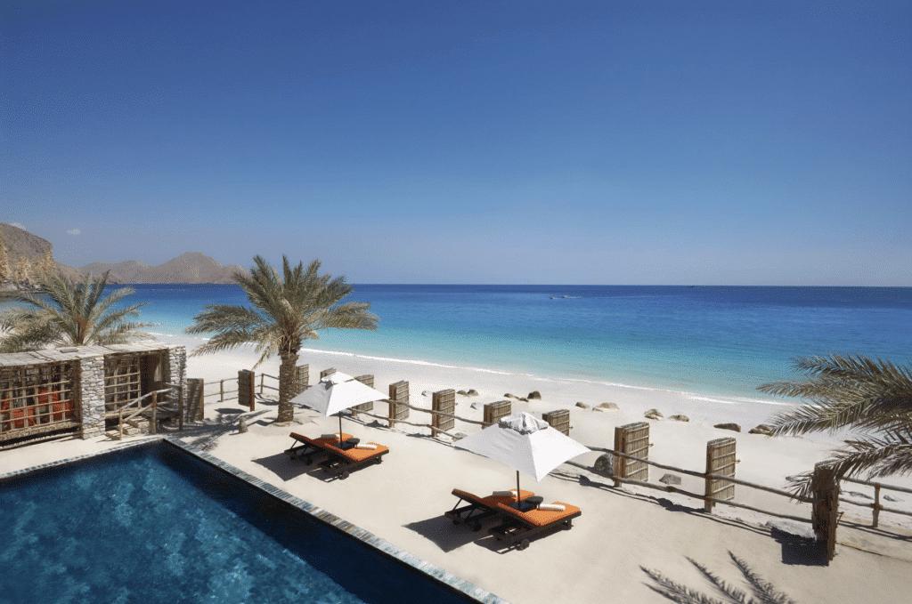 Six Sense Zighy Bay Pool Beach Villa 1024x679