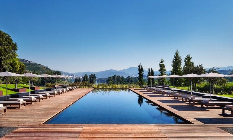 Six Senses Douro Valley Pool 1