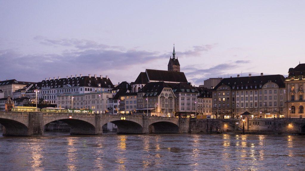 Basel Rheinbrücke