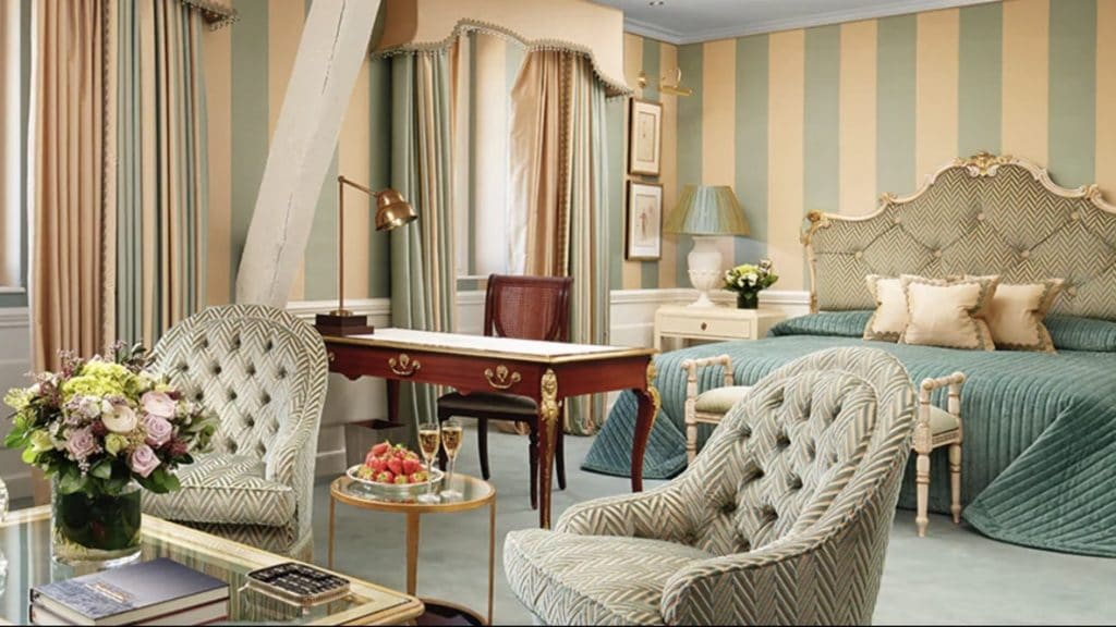 Hotel d'Angleterre Genf