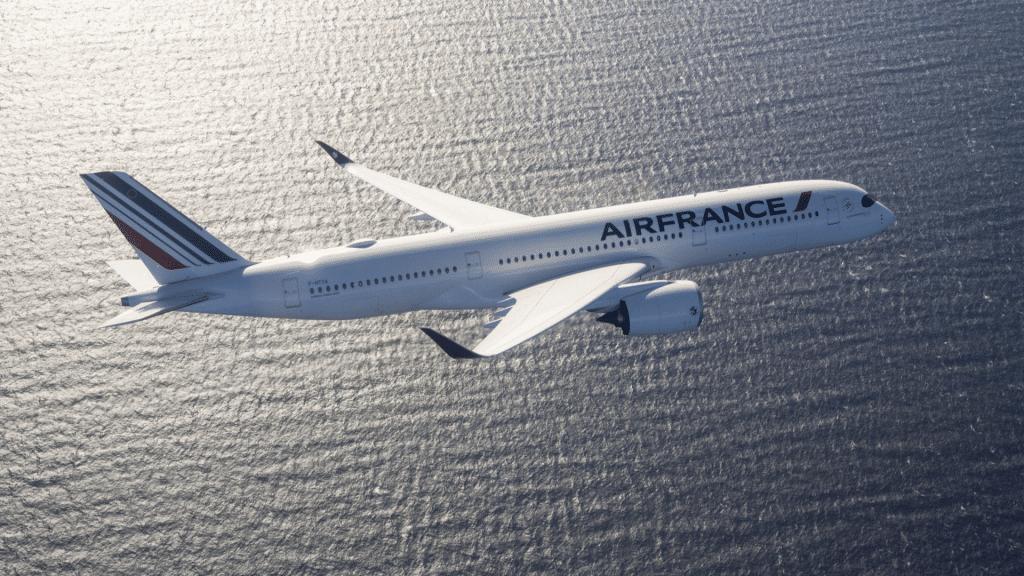 Air France Airbus A350 1