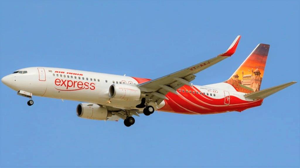 Air India Boeing
