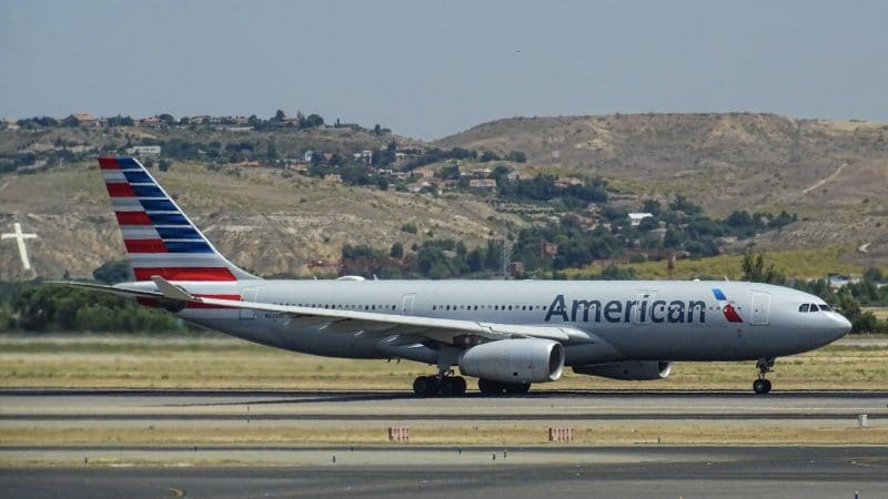 American Airlines A330 300