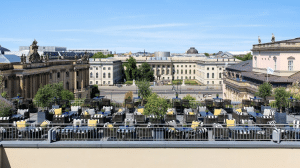 Rocco Forte Hotel de Rome Berlin, Rooftop Bar