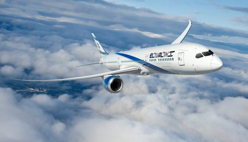 El Al Boeing 787-9 Dreamliner