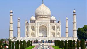 Indien, Taj Mahal