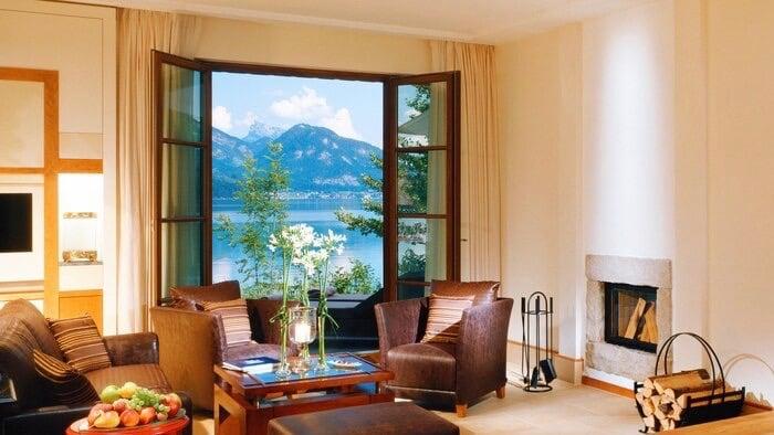 Marriott Hof Bei Salzburg