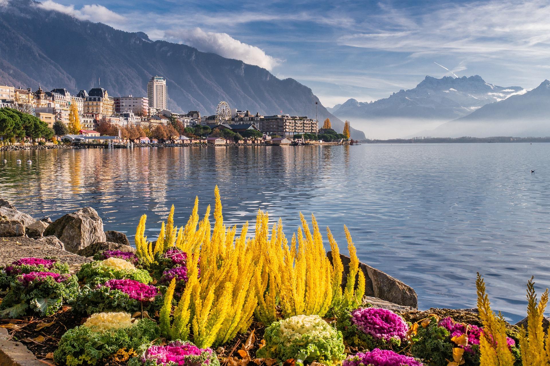 Montreux Schweiz