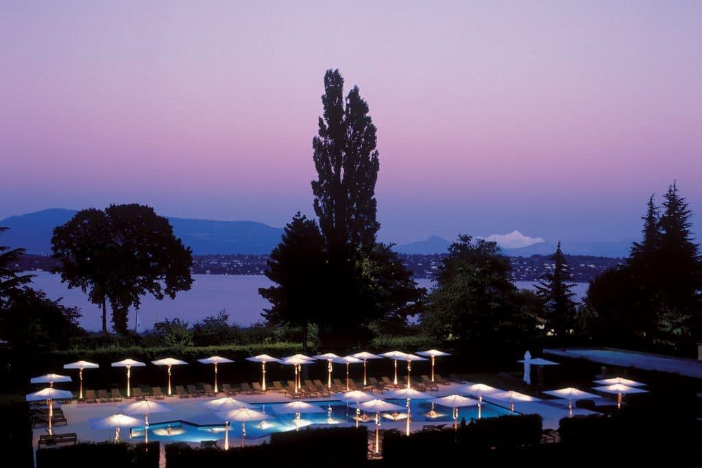 Wellnesshotel La Reserve Geneve