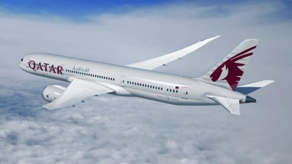 Qatar Airways Boeing 787