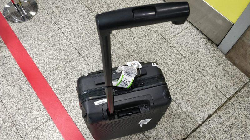 Horizn Koffer Kaputt