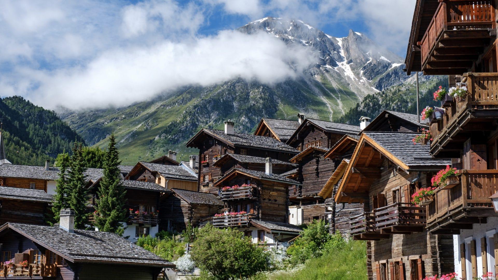 Switzerland Hotel House