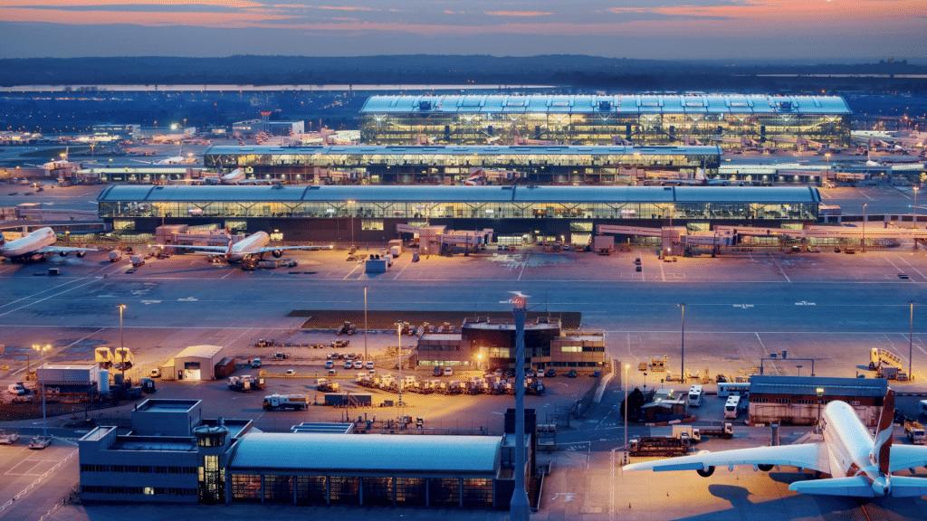 Airport London Heathrow