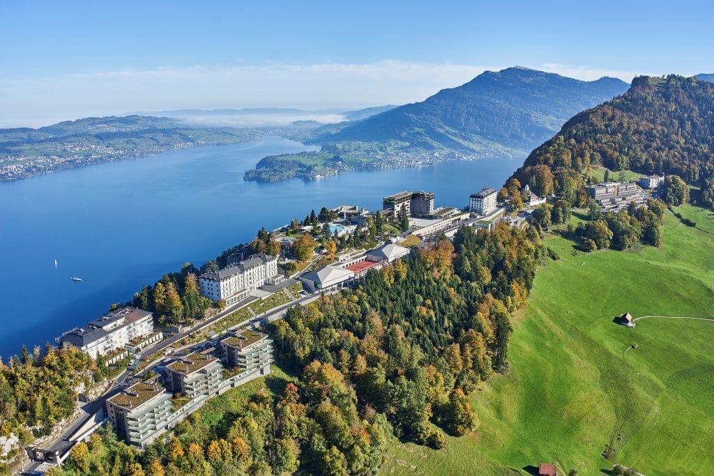 Bürgenstock Resort Lake Lucerne © Bürgenstock Hotels AG 0