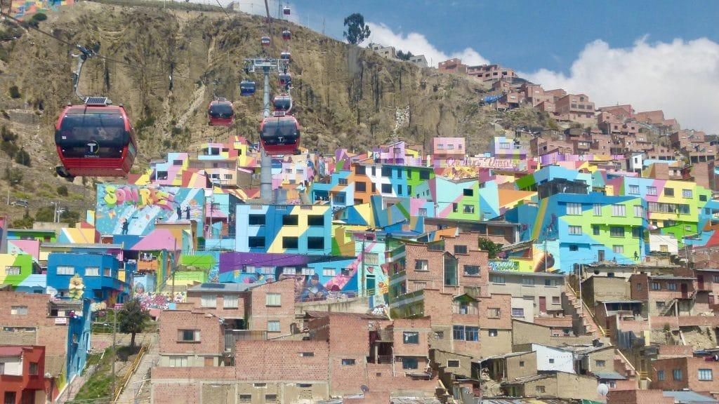 Bolivien La Paz