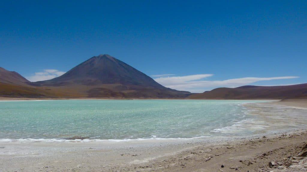 Bolivien Lagune
