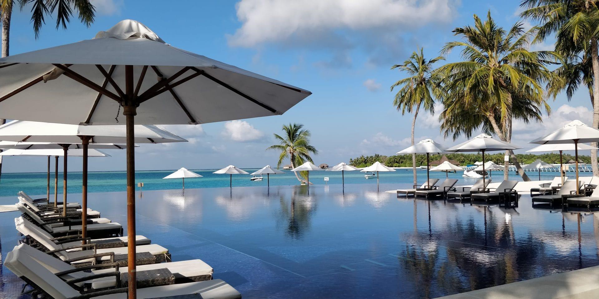 Conrad Malediven Pool