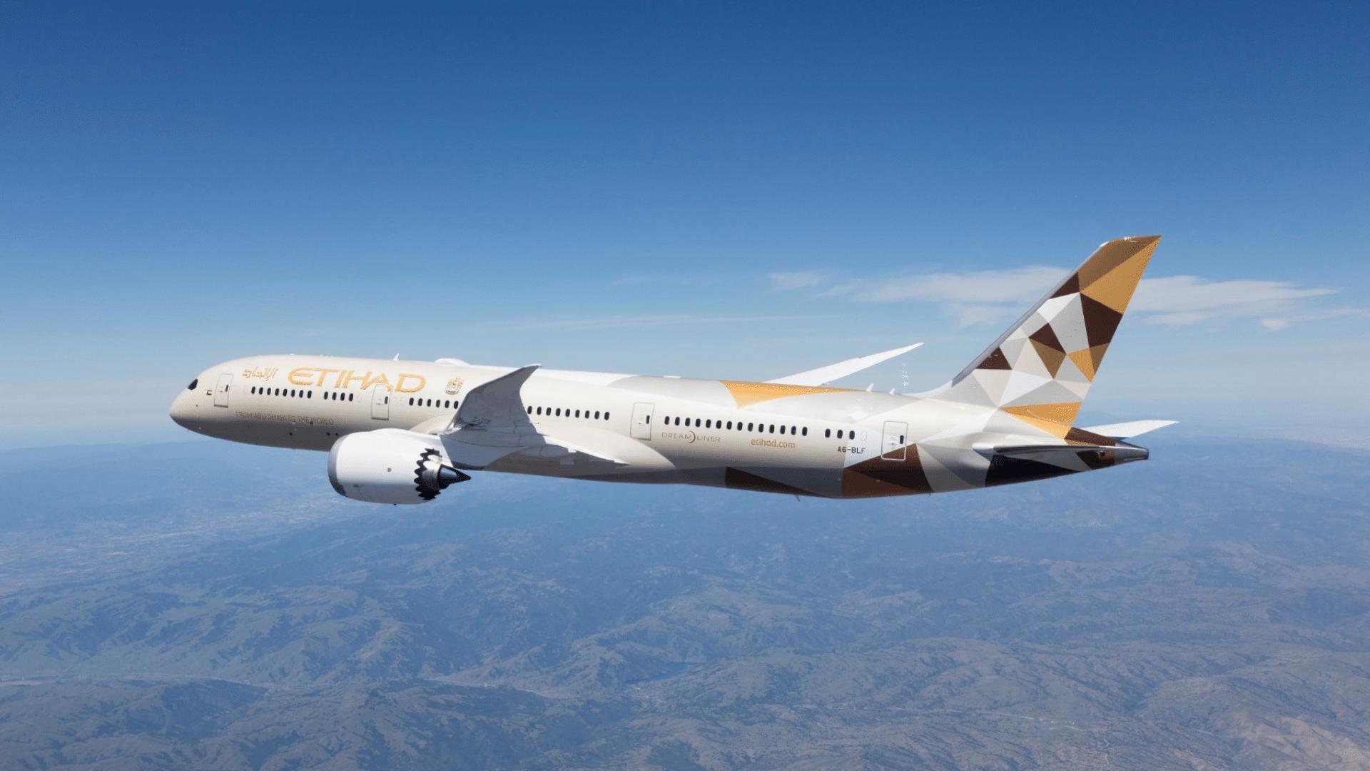 Etihad Airways, Boeing 787 9