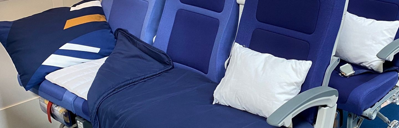 Lufthansa Sleepers Row