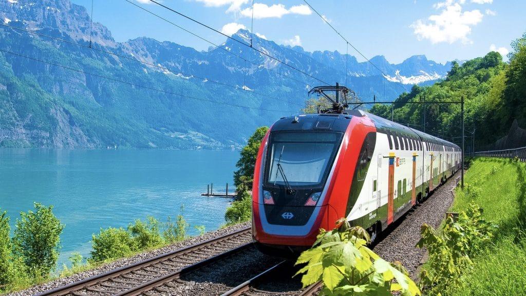 SBB Train Switzerland