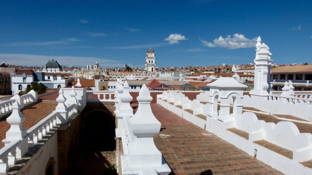 Sucre White Houses