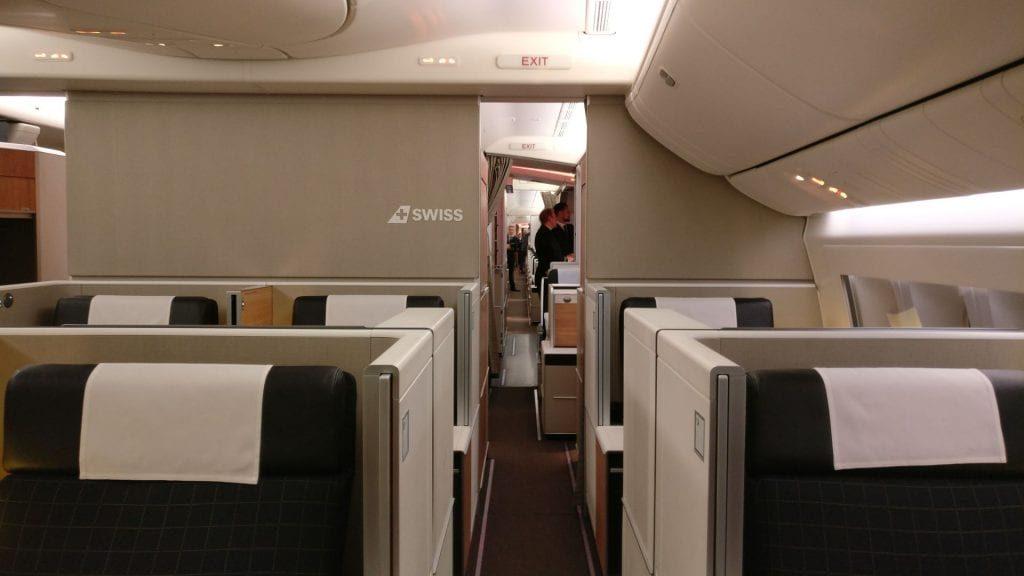 Swiss First Class Boeing 777 Cabin 1024x576
