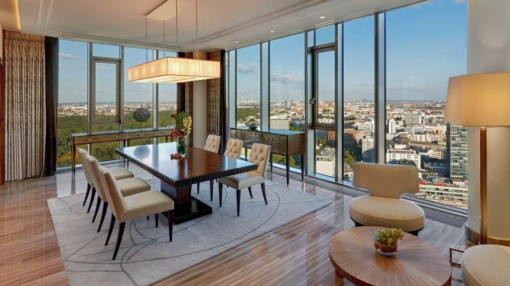 Waldorf Astoria Berlin Ambassador Suite