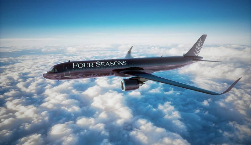 Four Seasons Jet Bild 1