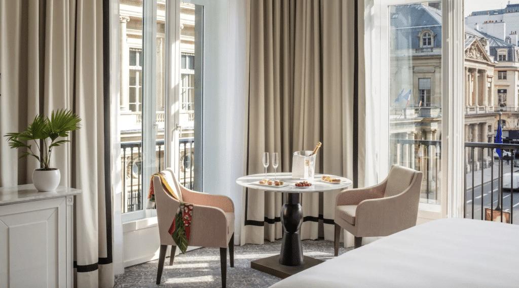Das Paris Hotel Du Louvre zählt zur exklusiven Unbound Collection von Hyatt.