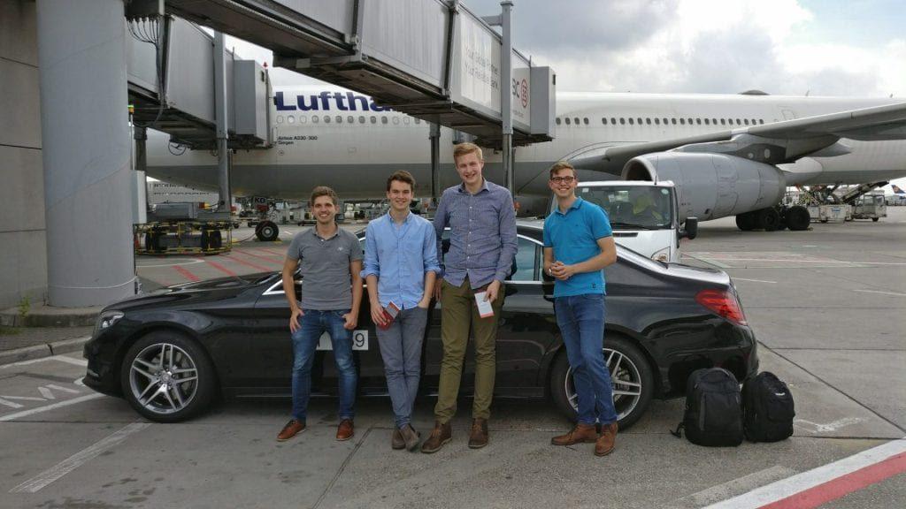 Reisetopia Vor Der Lufthansa First Class 1024x576