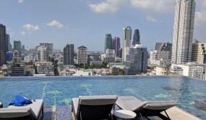 Bangkok Marriott The Surawongse Pool