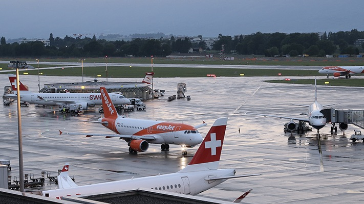 Genf Flughafen