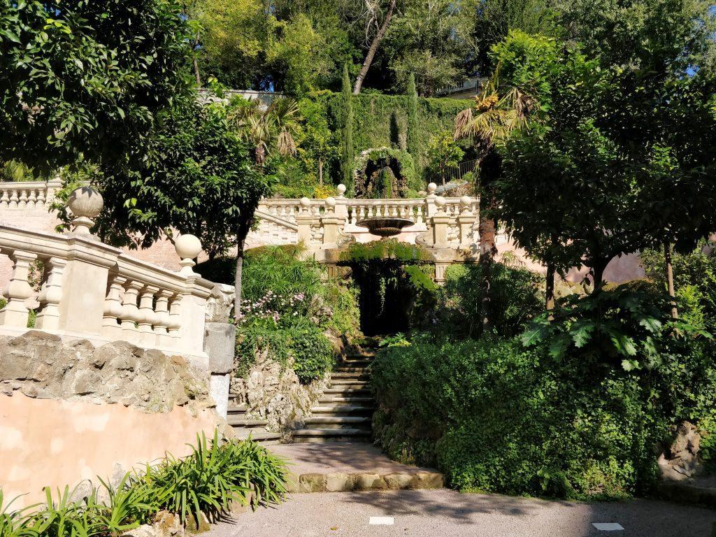 Hotel De Russie Rom Garten 1 1024x768