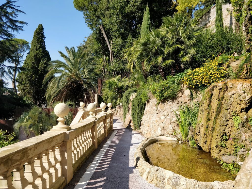 Hotel De Russie Rom Garten 2 1024x768