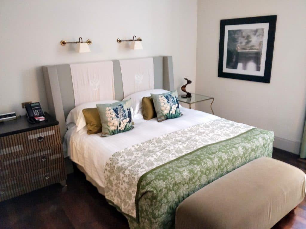 Hotel De Russie Rom Suite Schlafzimmer 2 1024x768
