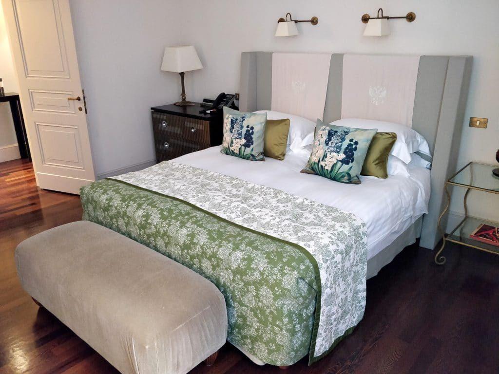 Hotel De Russie Rom Suite Schlafzimmer 3 1024x768