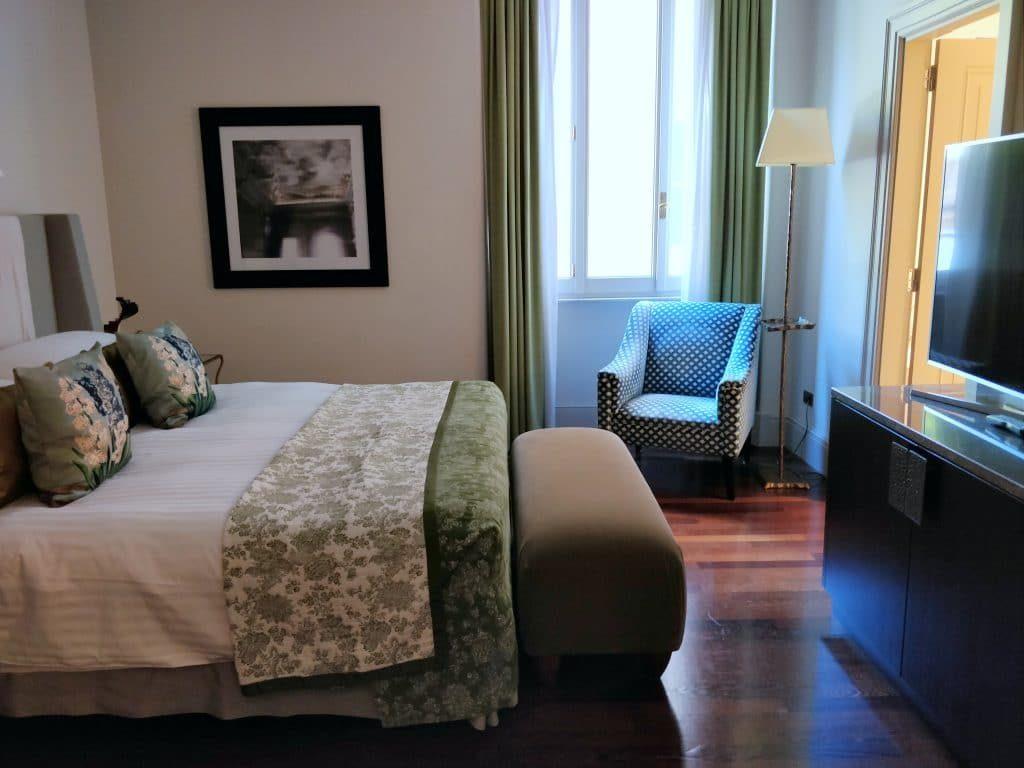 Hotel De Russie Rom Suite Schlafzimmer 4 1024x768