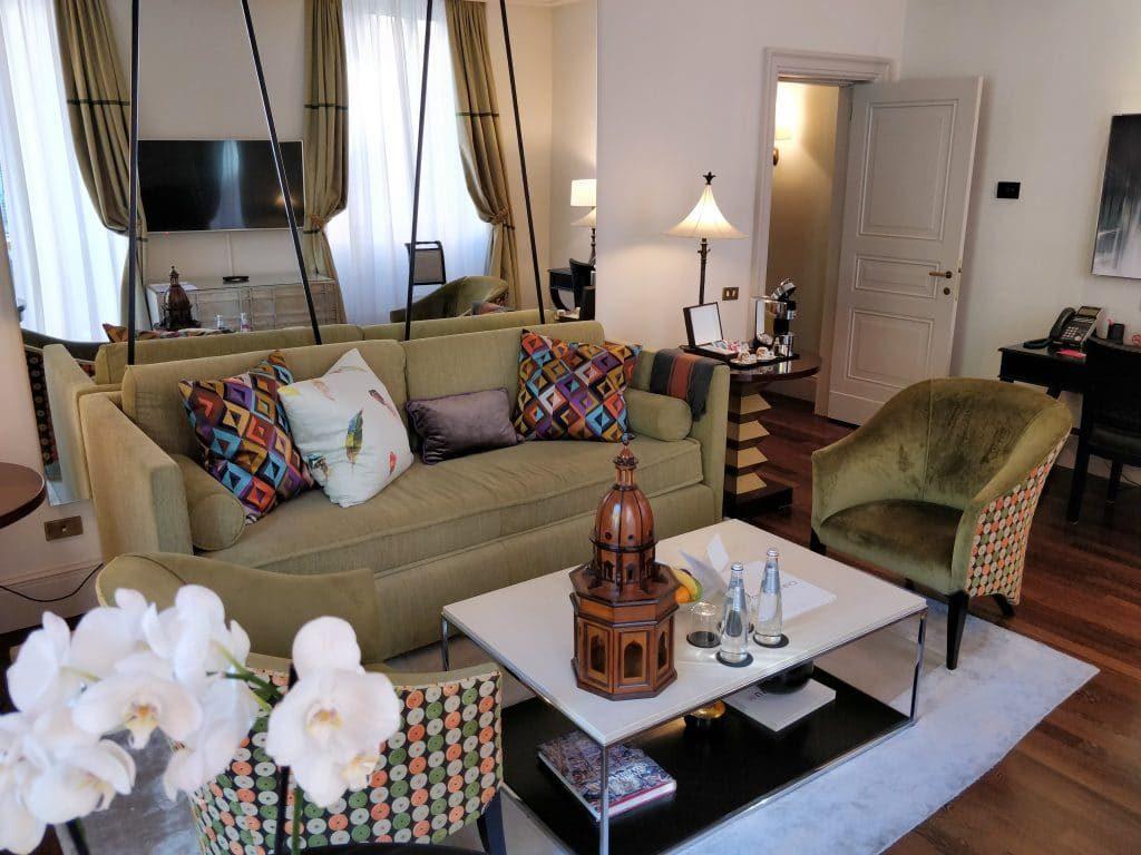 Hotel De Russie Rom Suite Wohnzimmer 2 1024x768