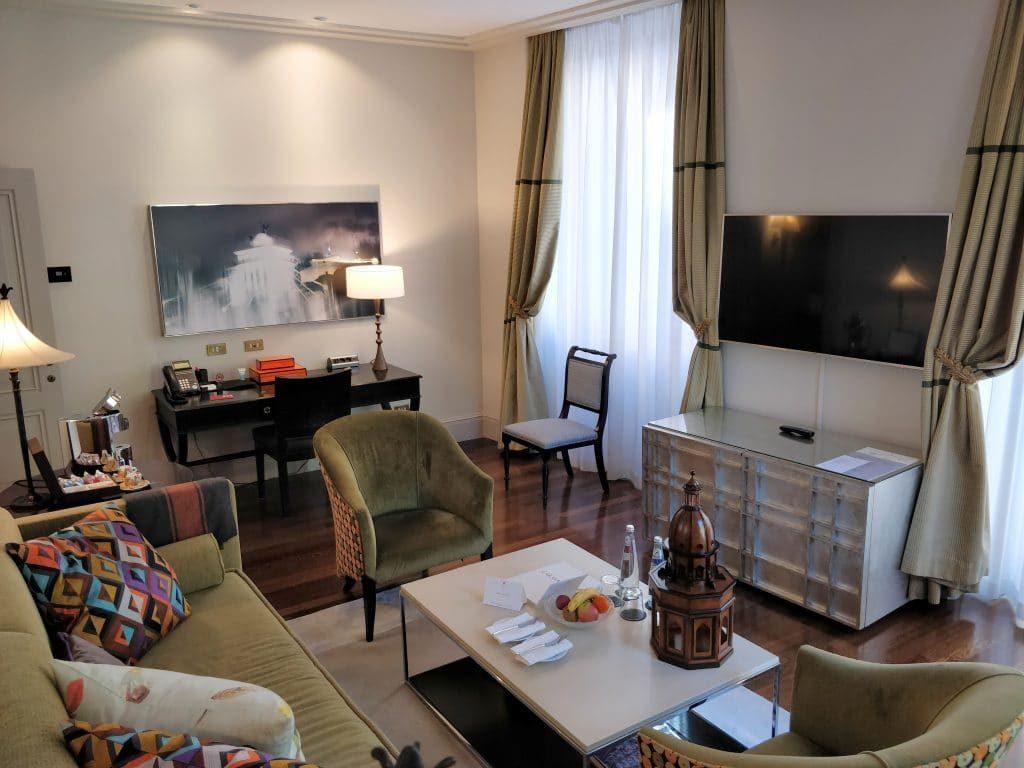 Hotel De Russie Rom Suite Wohnzimmer 4 1024x768